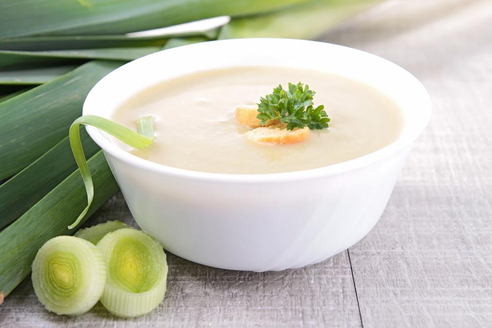 Лук порей суп рецепт для похудения